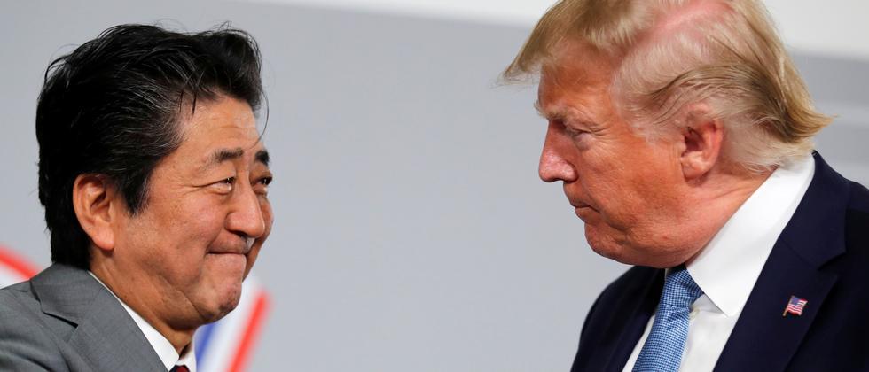 G7-Gipfel: Japan und USA einigen sich auf Freihandelsabkommen