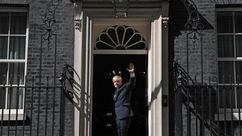 Großbritannien: Der neue Prime Minister, Boris Johnson, sorgt mit seinem Politikstil für Aufregung – und Unmut.