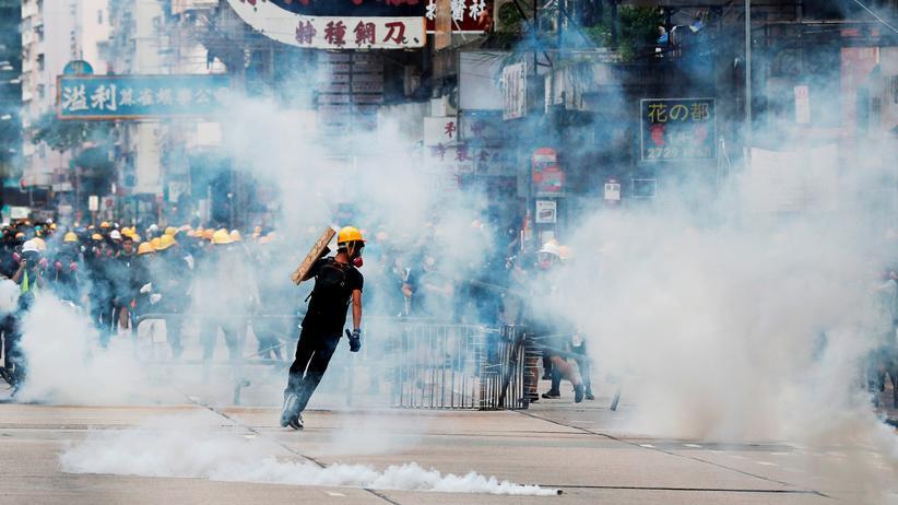 Hongkong: Trump schlägt Chinas Präsidenten Krisentreffen vor