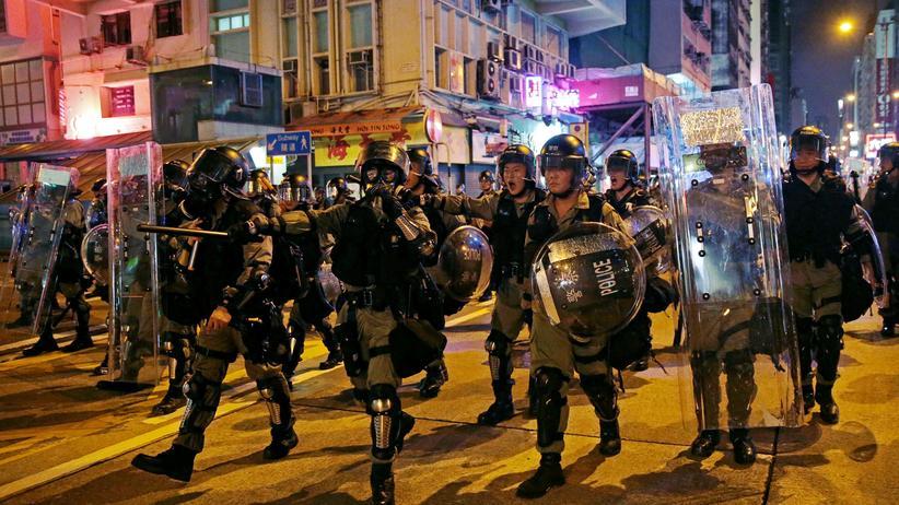 Hongkong: Erster großer Streik soll Proteste fortsetzen
