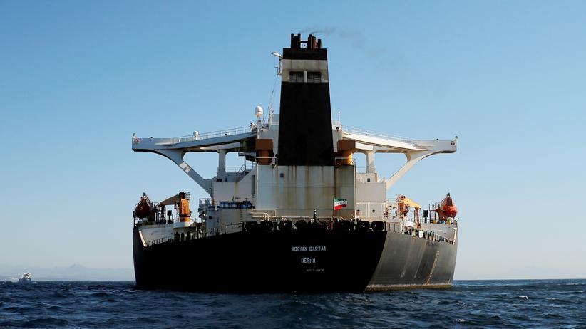 USA warnen Mittelmeerstaaten vor Kooperation mit iranischem Öltanker