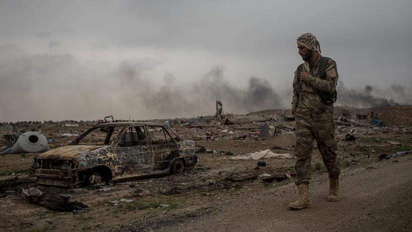 """USA: Pentagon warnt vor Wiedererstarken des """"Islamischen Staats"""""""
