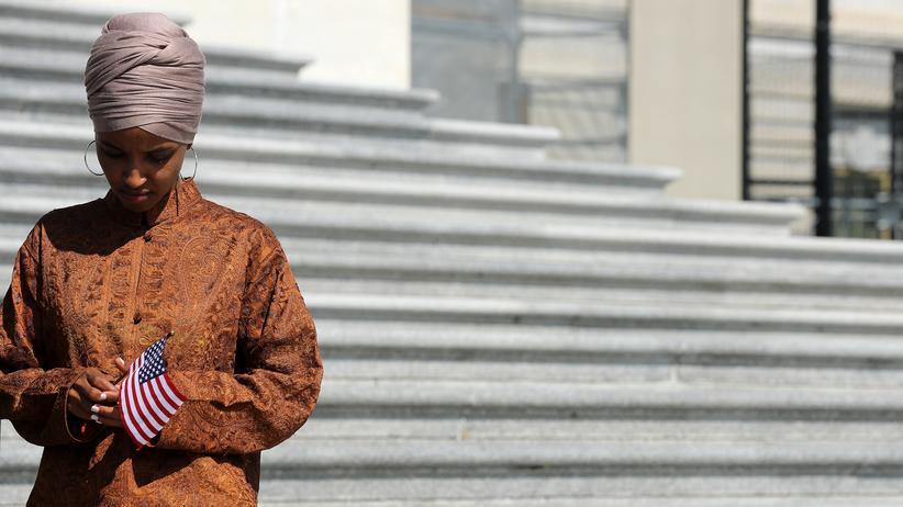 US-Demokraten : Israel verwehrt Ilhan Omar und Rashida Tlaib die Einreise