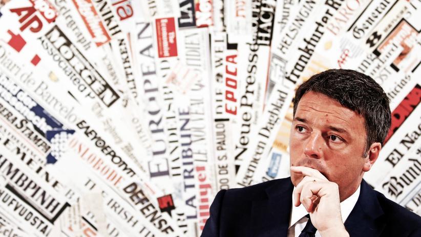 Italien: Matteo Renzi war von Februar 2014 bis Dezember 2016 Ministerpräsident in Italien.