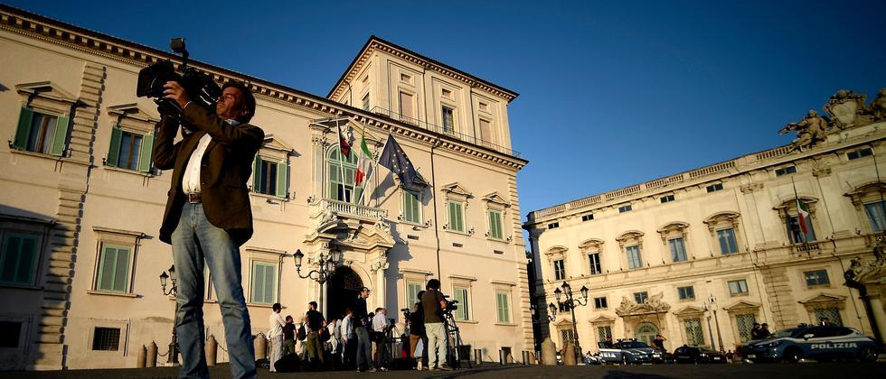 Italien: Parteien bekommen bis Dienstag Zeit für Verhandlungen