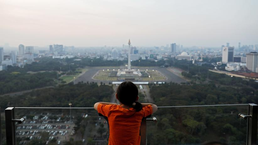 Indonesische Regierung will Hauptstadt auf die Insel Borneo verlegen