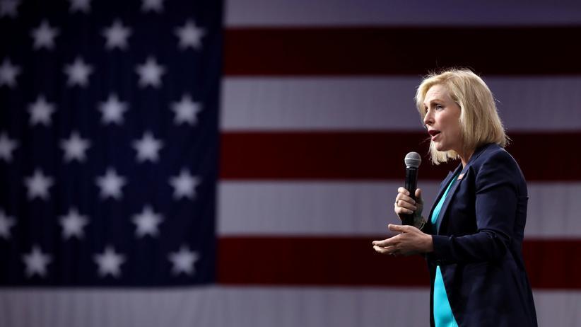 US-Präsidentschaftswahl 2020: Demokratin Gillibrand gibt Präsidentschaftsbewerbung auf