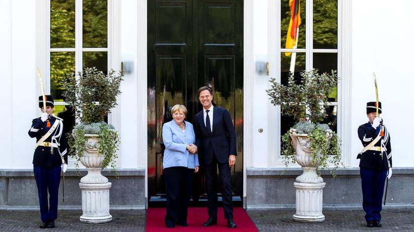 Klimawandel: Angela Merkel unterstützt ehrgeizigere EU-Klimaziele bis 2030