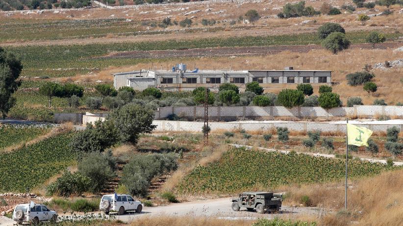 Nahostkonflikt: Libanesische Armee feuert auf israelische Aufklärungsdrohnen