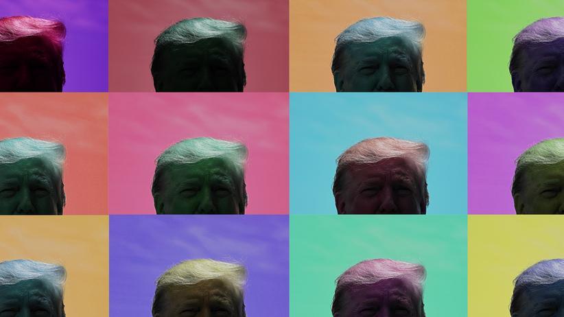 Die Vereinigten Staaten von Donald Trump