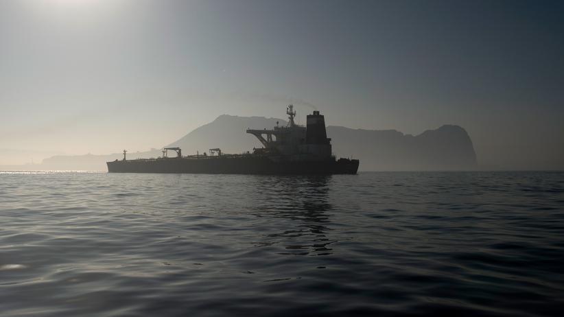 USA verhängen Sanktionen gegen iranischen Öltanker