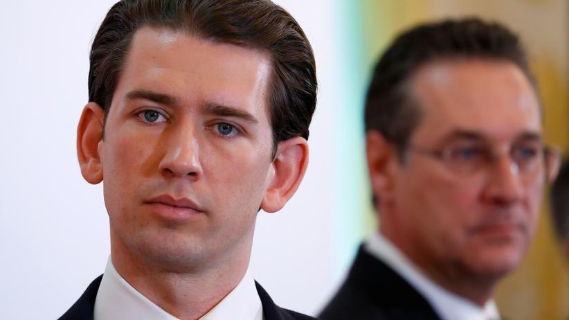 Österreich: Stürzte über die Ibiza-Affäre seines Koalitionspartners: ÖVP-Politiker Sebastian Kurz