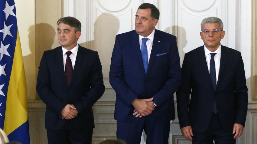 Bosnien und Herzegowina: Parteien einigen sich auf Regierungsbildung