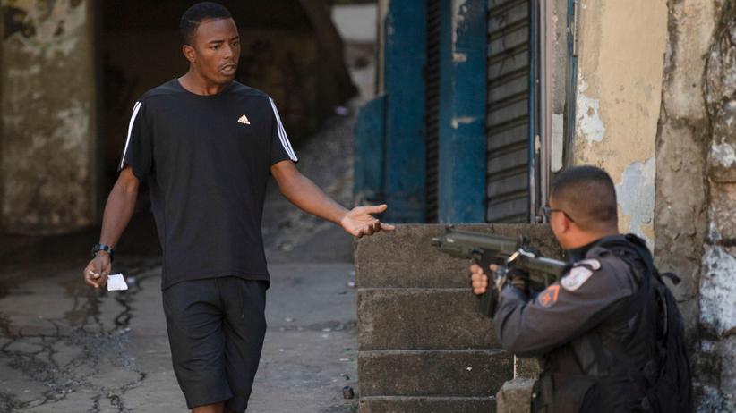 Polizeigewalt: 194 Tote in einem Monat bei Polizeieinsätzen in Rio de Janeiro