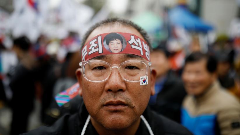 Südkorea: Oberstes Gericht hebt Urteil gegen Südkoreas Ex-Präsidentin auf