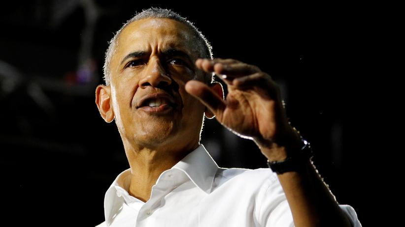 Waffengewalt in den USA: Barack Obama verurteilt Klima des Hasses