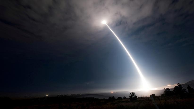 Nach Ende von INF-Vertrag: Raketentest in Kalifornien im August 2017