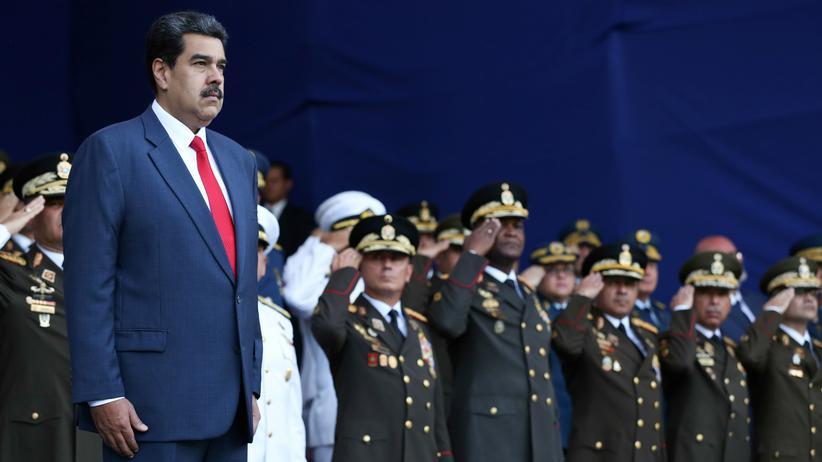 Venezuela: Maduro sagt Gespräche mit Opposition ab