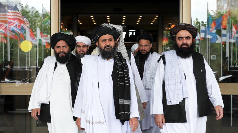 USA sehen sich kurz vor einem Friedensvertrag mit den Taliban