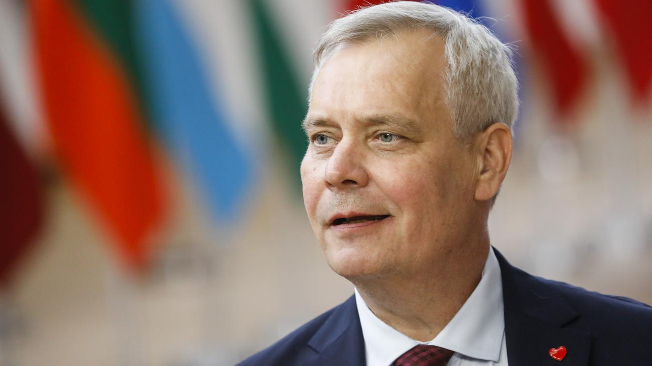 Antti Rinne: Finnischer Regierungschef setzt Boris Johnson Brexit-Frist