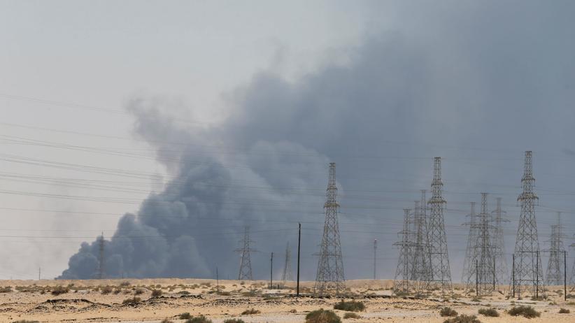 Saudi-Arabien: Drohnenangriff trifft Ölraffinerie