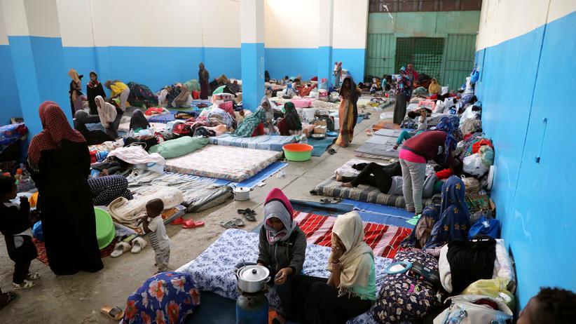 Asylbewerber: Ruanda nimmt Geflüchtete aus Libyen auf