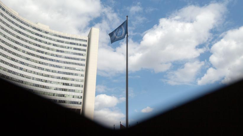 Atomstreit: Die Internationale Atomenergiebehörde in Wien