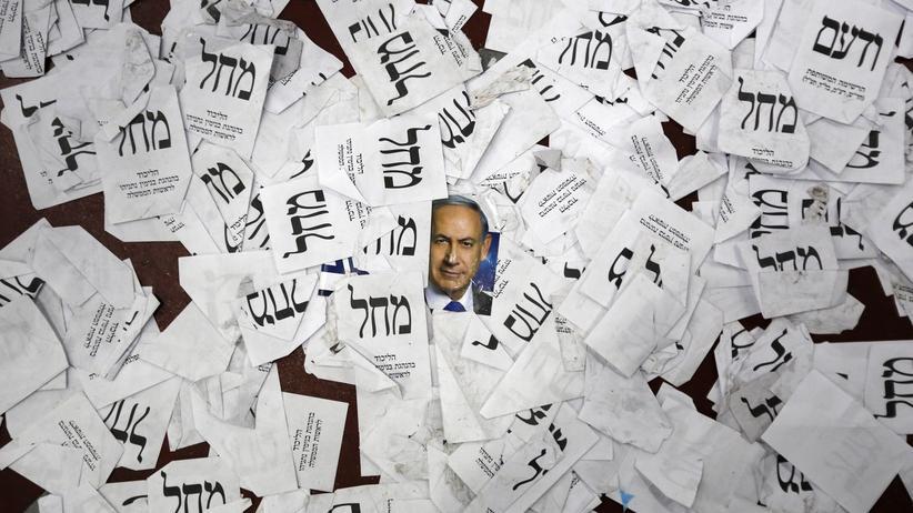 Der israelische Premier Benjamin Netanjahu