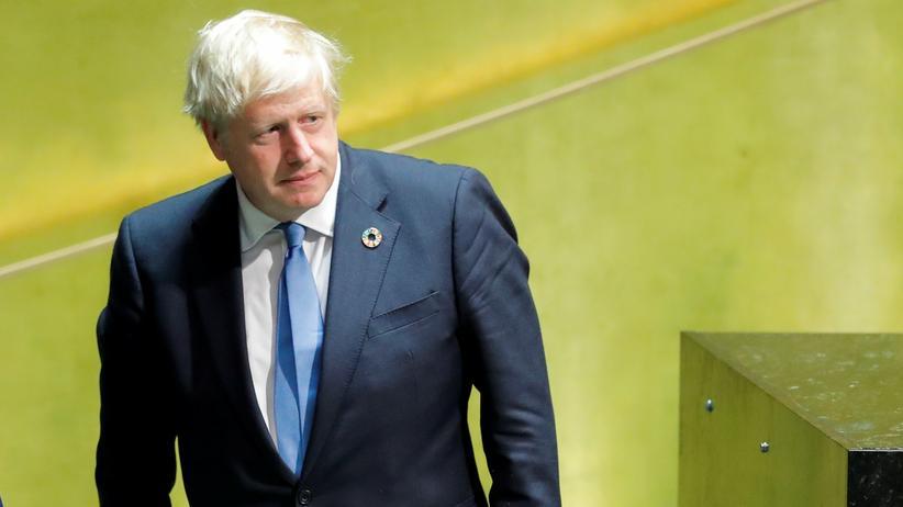Boris Johnson: Neuer Ärger für den britischen Premierminister Boris Johnson