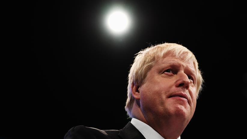 Brexit-Debatte: Der britische Premier Boris Johnson will den Brexit erzwingen.