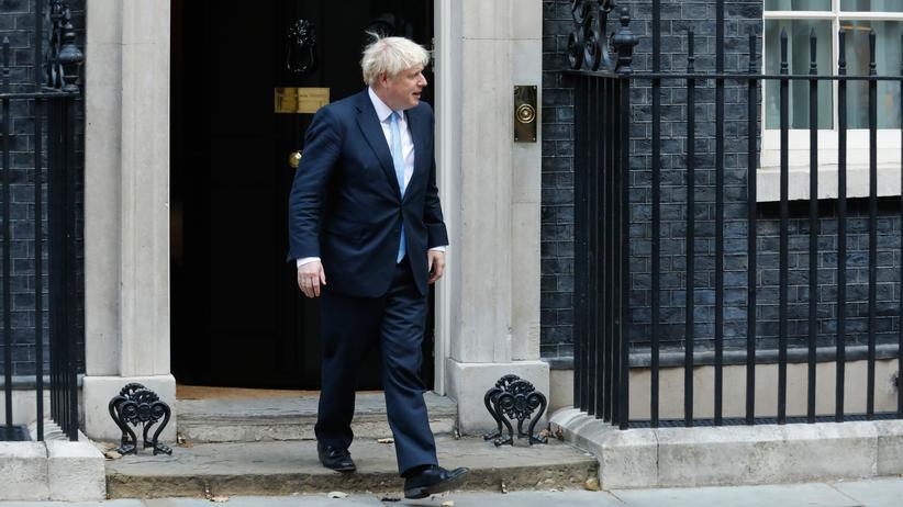 Brexit: Boris Johnson, britischer Premier