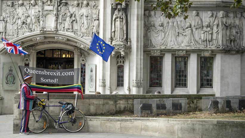 Britisches Parlament: In der Regel widerspricht die Königin nicht