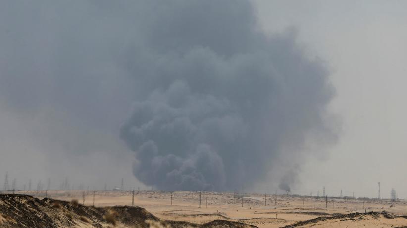 "Drohnenangriffe: Saudi-Arabien fordert Abschreckung nach ""feigen Angriffen"""