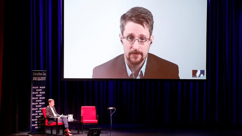 Edward Snowden: USA legen Klage gegen Whistleblower ein