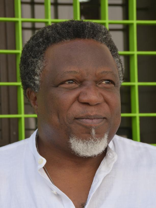 Eric Chinje: Eric Chinje, 1954 in Kamerun geboren, ist Vorstandsmitglied der African Media Initiative.