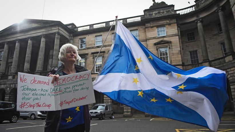 EU-Austritt: Zwangspause für britisches Parlament rechtmäßig