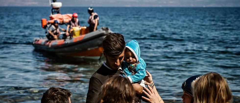 Flüchtlinge: In Griechenland kommen deutlich mehr Migranten an als 2018