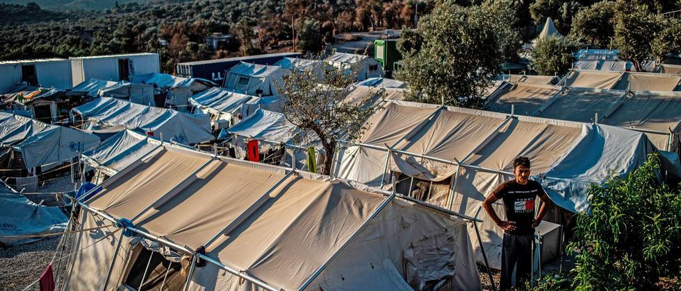 Migration: Flüchtlingshelfer warnen vor Krise in Griechenland