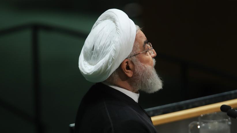 Atomstreit: Iran lehnt Gespräche mit USA unter Sanktionen ab