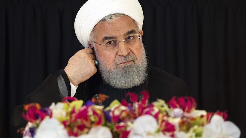 Hassan Ruhani: Iran weist Verbindung zu Angriffen auf Saudi-Arabien zurück