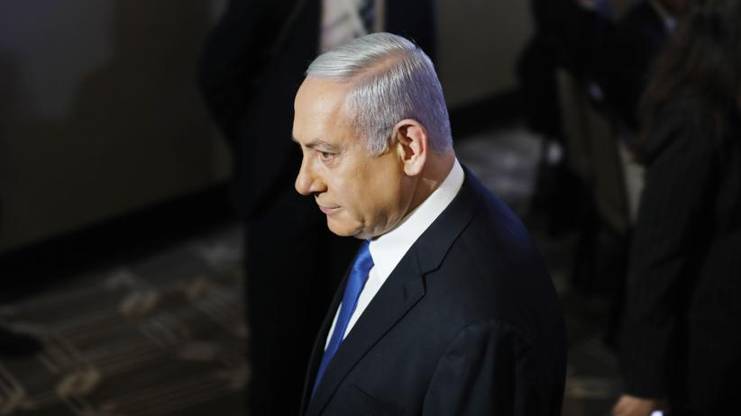 Israel: Israels Premierminister Benjamin Netanjahu