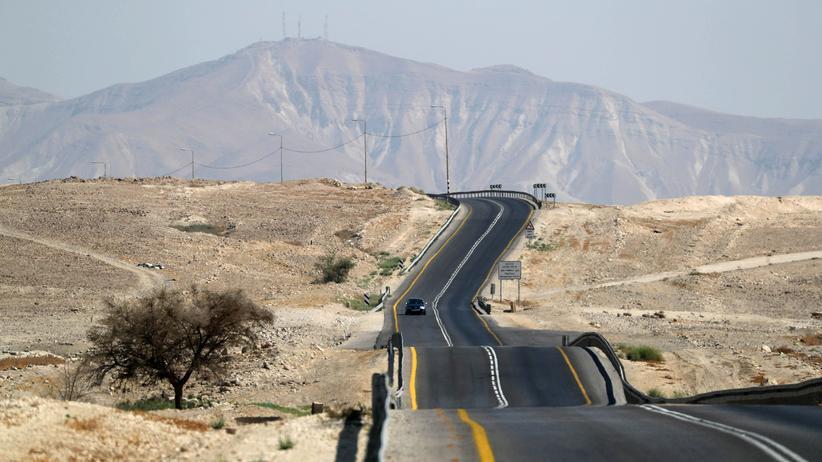Das Jordantal im im Westjordanland: Benjamin Netanjahu plant die Annexion.