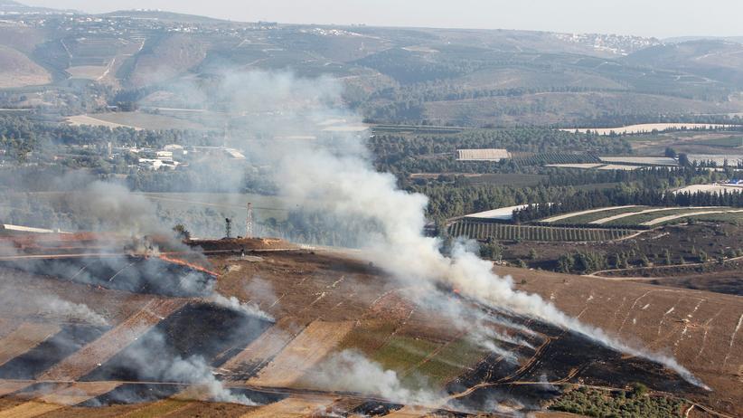 Naher Osten: UN warnen Israel und Libanon vor weiterer Eskalation