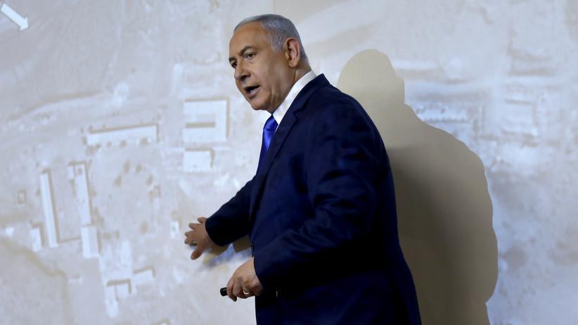 Atomprogramm: Israel will bislang geheime Forschungsstätte im Iran entdeckt haben