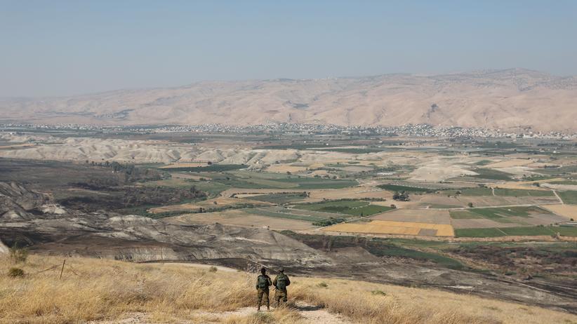 Israelischer Premierminister: Benjamin Netanjahu will Jordantal annektieren