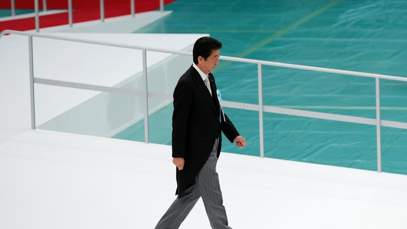 Shinzo Abe soll künftig Abe Shinzo heißen