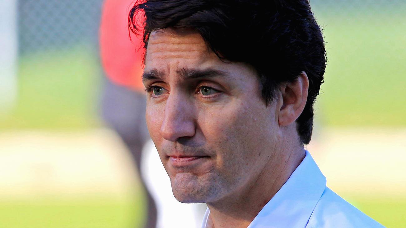 Justin Trudeau entschuldigt sich für rassistische Verkleidung