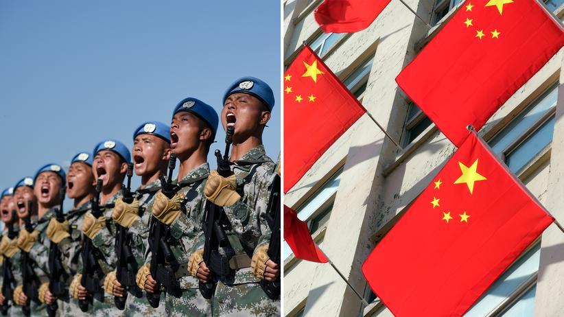 """China: """"Vergesst niemals die nationale Erniedrigung"""""""