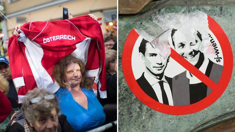 Österreich: Viele Unterstützerinnen und Unterstützer der FPÖ sind dieses Mal nicht zu Wahl gegangen.
