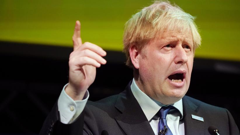 Boris Johnson droht No-Deal-Gesetz zu ignorieren